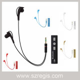 Bluetooth 무선 입체 음향 Earbud 이어폰을 취소하는 귀 핸즈프리 소음에서