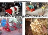 Fabrik-Huhn-Bettwäsche-hölzerne Ausschnitt-Maschine