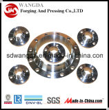 Carimbando a flange de placa do metal do aço inoxidável das peças