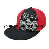 인쇄된 Snapback 모자 (YYCM-120328)