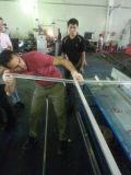 偽の天井Tの格子のためのT棒機械