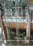 Balaustrada de corrimão de aço inoxidável