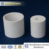 Tubo de cerámica del alto alúmina de Desnity del fabricante de cerámica