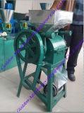 얇은 조각이 되는 중국 귀리 콩 밥 콘플레이크 기계를 만들기