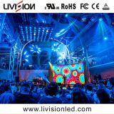 P3.9/4.8 Indoor LED du panneau d'écran vidéo de la publicité de haute qualité a conduit l'affichage vidéo