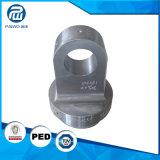 CNC, der geschmiedete hydraulische Teile der Präzisions-Ck45 für Industrie maschinell bearbeitet