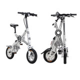 250W bicicletta elettrica del motore due piegatura senza catena senza spazzola della rotella di mini piccola