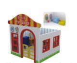 De kinderen spelen Huis (qq14251-2)