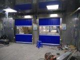Porta industrial da porta de alta velocidade da oficina
