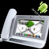 Android телефон IP телефон видео телефон VoIP-телефон (P9)