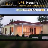 Het duurzame Snelle Geprefabriceerd huis van de Installatie met Mooi Ontwerp