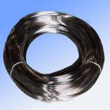 Noir et le fil de liaison recuit galvanisé