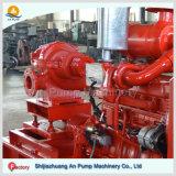 Gran caudal de aspiración de la bomba de alimentación doble 75HP de agua refrigerada