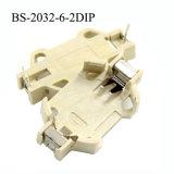 Support de batterie pour Cr2032 (BS-2032-6-2DIP)