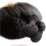 비꼬인 똑바른 자연적인 머리 연장을 길쌈하는 처리되지 않은 베트남 Virgin 머리