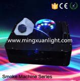 12X3w RGB 3in1 1500W 단계 연기에 의하여 이르는 안개 기계