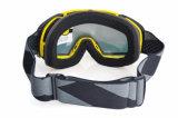 UV 400의 PC 성인을%s 방어적인 유리 Snowboarding Eyewear