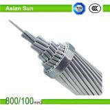 Алюминиевых проводников стальные усиленные ACSR по линии передачи
