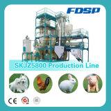 Tierfutter-Produktionszweig des Fachmann-0.5-2t/H mit CER