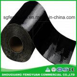 PVC autoadesivo che impermeabilizza lo strato bituminoso della membrana bituminosa