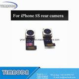 Provare uno per uno a macchina fotografica posteriore di iPhone 5s con la macchina fotografica posteriore delle parti di ricambio del cavo della flessione