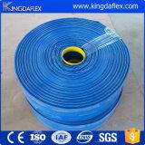 Tubo flessibile ad alta pressione variopinto del PVC Layflat
