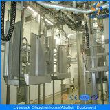Apparatuur van het Slachthuis van het Vee van Halal de Volledige Automatische