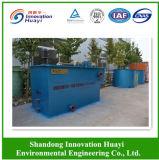 Máquina de tratamiento de aguas residuales aceitosas, caf