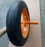 14 بوصة مسحوق عجلة صلبة مطّاطة