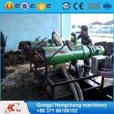 Machine de déshydratation de fumier de porc de poulet Machine de déshydratation de fumier de volaille