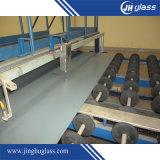 4mm Double enduits de peinture gris argent miroir pour salle de lavage pour salle de gym