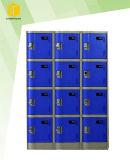 ABS Plastic Locker pour le vestiaire