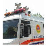 Двойное установленное кораблем - камера восходящего потока теплого воздуха обеспеченностью IP канала PTZ