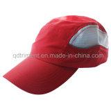 Reflexivo raya microfibra tejido de la gorra de béisbol del deporte (DOCR0126)