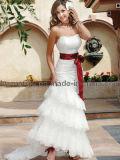2012 robes nuptiales Lmo012 d'empire de lacet avec du charme populaire de sirène
