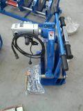 Máquina de fusão de extremidade de tubo de PEAD / máquina de solda de juntas de tubos de PEAD