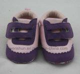 スニーカーの赤ん坊靴Ws1003