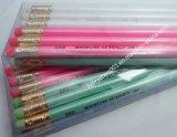 Crayon coloré d'HB de peinture à l'huile de 7 pouces sans gomme à effacer, Sky-049
