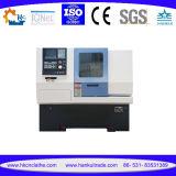 유압 포탑 편평한 침대 CNC 선반 (Cknc6136A)
