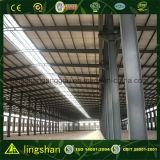 前に設計する安い鉄骨構造の倉庫(LS-SS-154)を