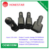 2016 8.2A Output QC2.0 Quick Car Charger per il computer portatile di Phone