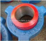 Alta pressione una figura 1002 unione del martello (10000psi) da 4 pollici