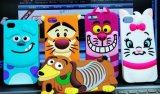 мобильный телефон Case 3D Hot Anmial Cartoon Silicone (BZ-MC019)