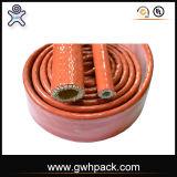 De Gevlechte Koker van de Bescherming van de slang Glasvezel