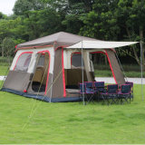 [ب2ب] صاحب مصنع [أإكسفورد] بناء قبلة خيمة لأنّ أسرة مسيكة خارجيّة يخيّم