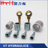 Montaggi idraulici con il montaggio di tubo flessibile idraulico di prezzi all'ingrosso