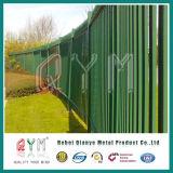 公園の/Euro様式の金属の柵のために囲う1.8mの高い鋼鉄柵