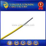 Fios isolados de borracha de silicone de boa qualidade-UL3122