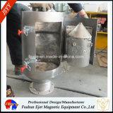 鉄の金属の抽出のための経済的な磁気円の分離の管