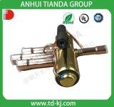 Válvula de inversão de 4 vias para o condicionador de ar da bomba de calor
